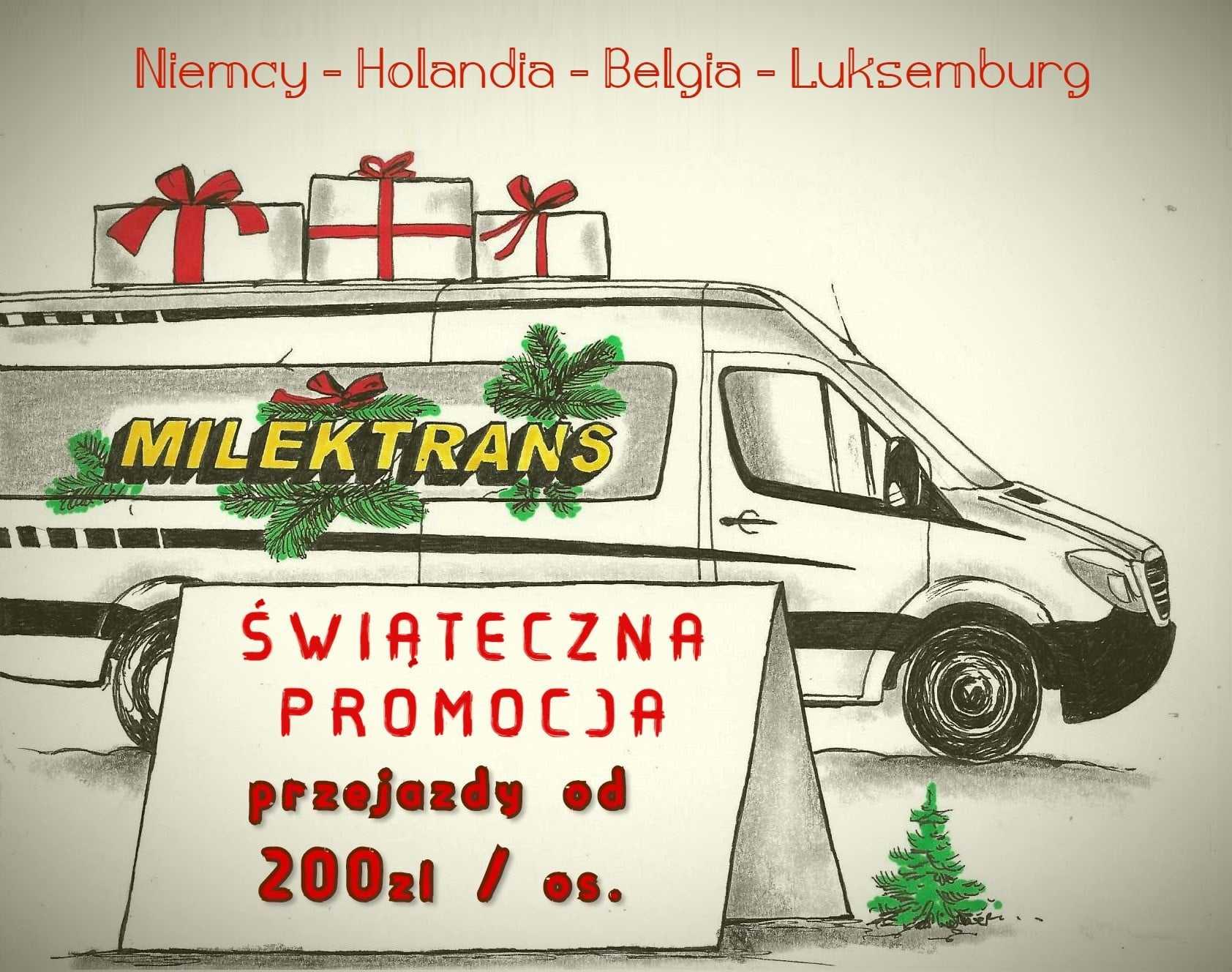 Świąteczne promocje na wyjazdy z polski