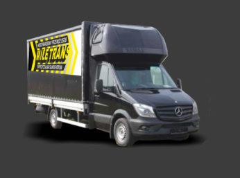 międzynmiędzynarodowy przewóz towarów milektrans