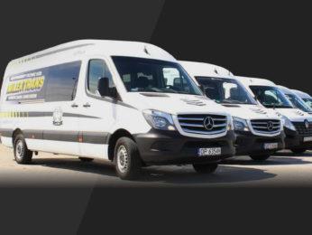 Międzynarodowy przewóz towarów - Milektrans